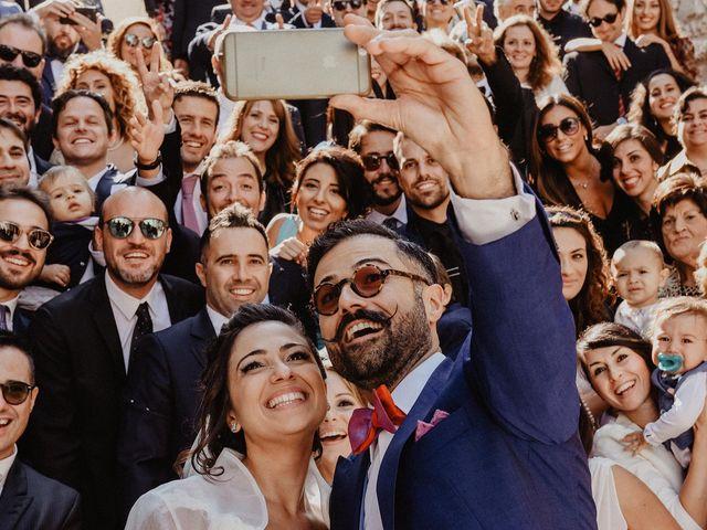 Il matrimonio di Gianluca e Natascia a Vieste, Foggia 55