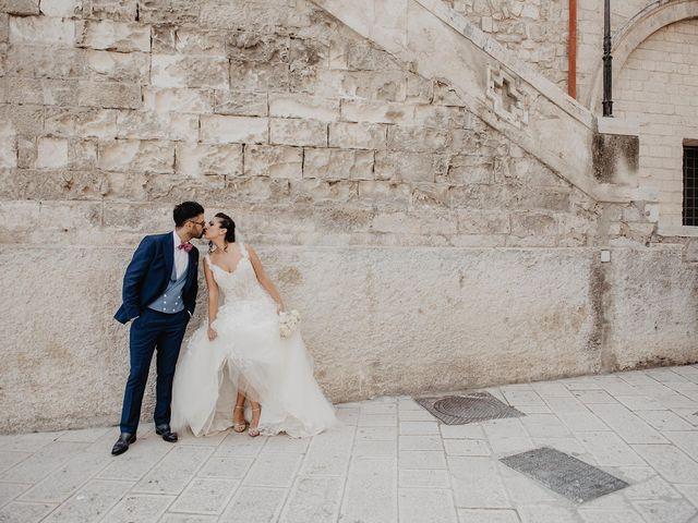 Il matrimonio di Gianluca e Natascia a Vieste, Foggia 57