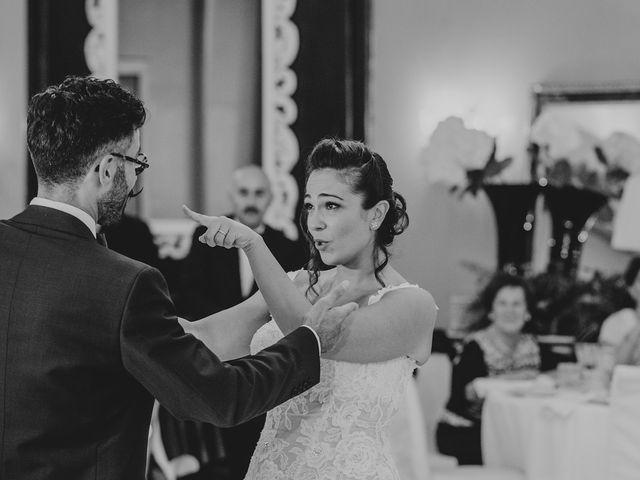 Il matrimonio di Gianluca e Natascia a Vieste, Foggia 60