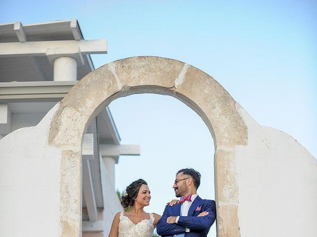 Il matrimonio di Gianluca e Natascia a Vieste, Foggia 62