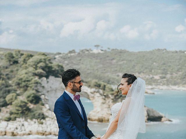 Il matrimonio di Gianluca e Natascia a Vieste, Foggia 63