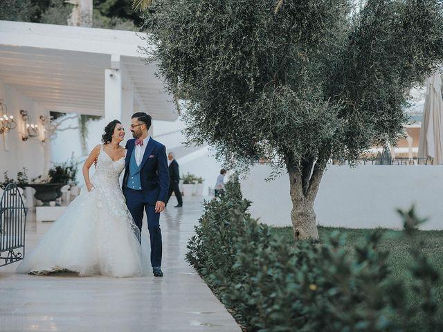 Il matrimonio di Gianluca e Natascia a Vieste, Foggia 65