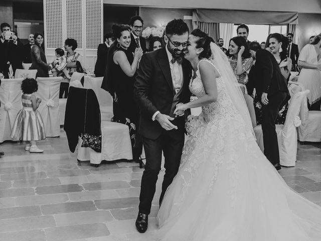 Il matrimonio di Gianluca e Natascia a Vieste, Foggia 74
