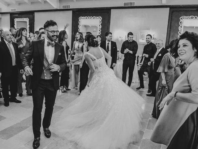Il matrimonio di Gianluca e Natascia a Vieste, Foggia 75