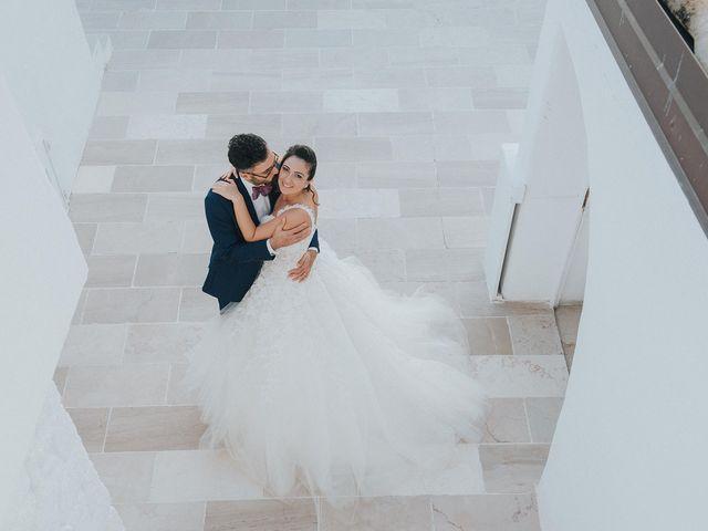 Il matrimonio di Gianluca e Natascia a Vieste, Foggia 79