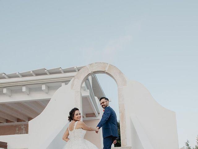 Il matrimonio di Gianluca e Natascia a Vieste, Foggia 81