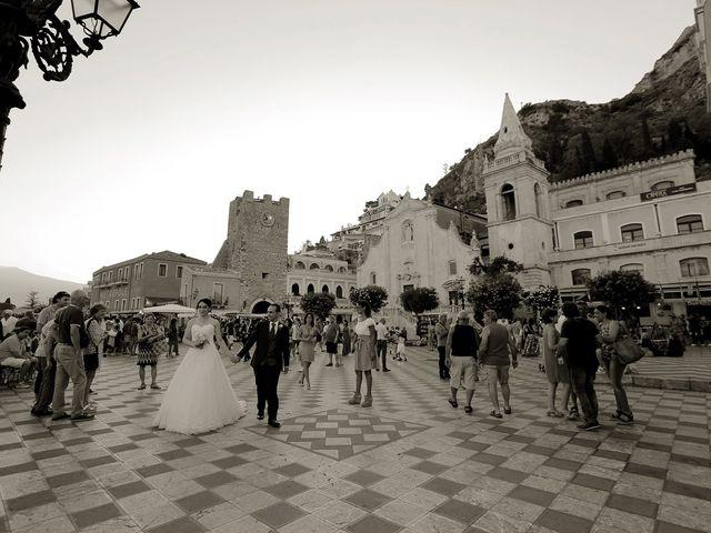 Il matrimonio di Giuseppe e Federica a Messina, Messina 3