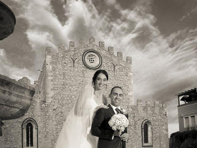 Il matrimonio di Giuseppe e Federica a Messina, Messina 4
