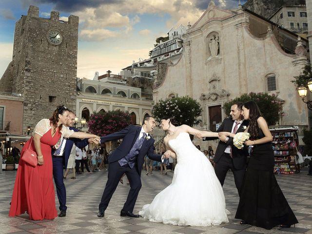 Il matrimonio di Giuseppe e Federica a Messina, Messina 11