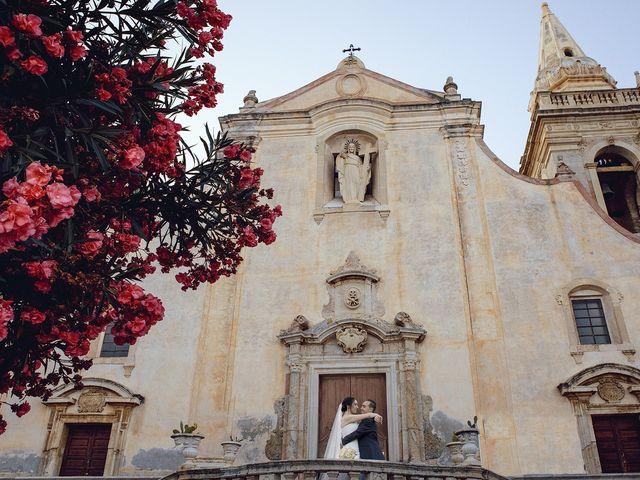 Il matrimonio di Giuseppe e Federica a Messina, Messina 12