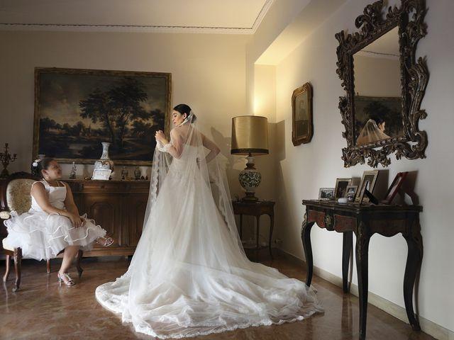 Il matrimonio di Giuseppe e Federica a Messina, Messina 13