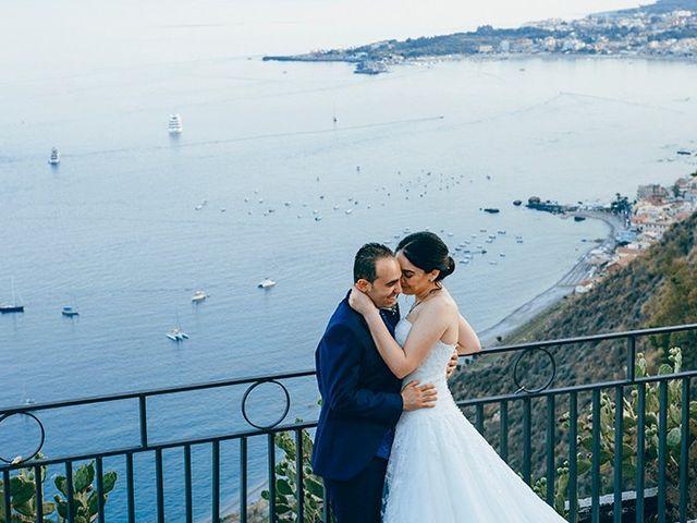 Il matrimonio di Giuseppe e Federica a Messina, Messina 18