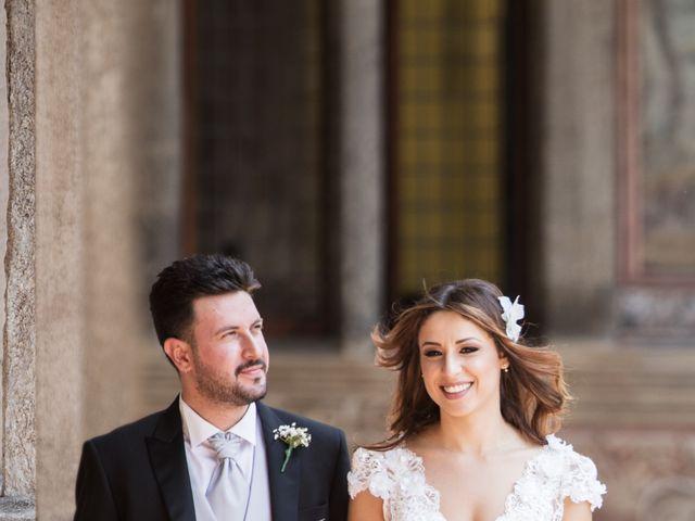 Il matrimonio di Luigi e Assunta a Napoli, Napoli 1