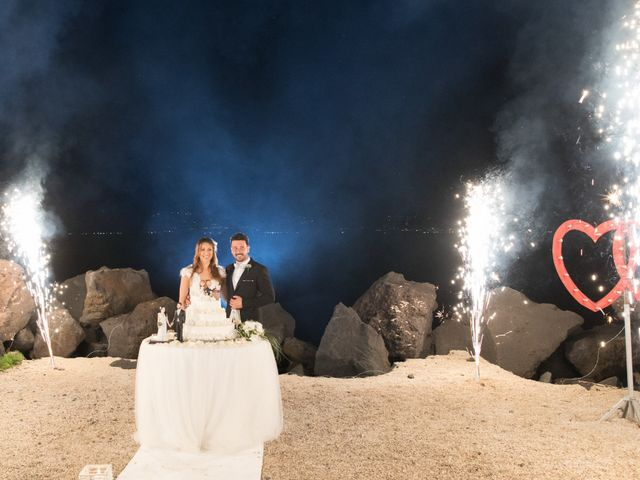Le nozze di Assunta e Luigi