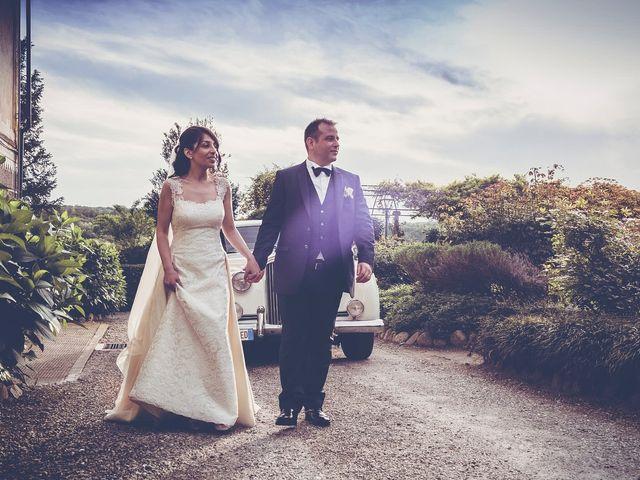 le nozze di Leandra e Michele