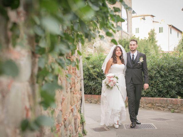Il matrimonio di Daniele e Delia a Firenze, Firenze 16