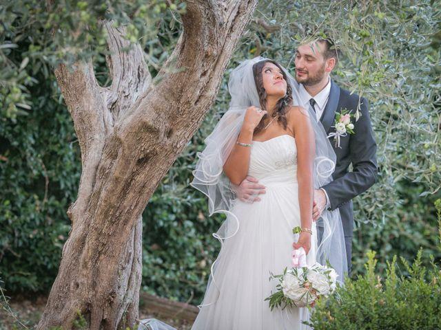 Il matrimonio di Daniele e Delia a Firenze, Firenze 52