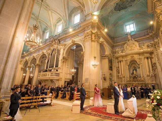Il matrimonio di Vincenzo e Morena a Ragusa, Ragusa 16
