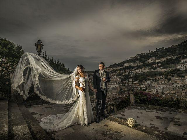 Il matrimonio di Vincenzo e Morena a Ragusa, Ragusa 22