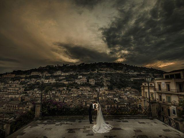 Il matrimonio di Vincenzo e Morena a Ragusa, Ragusa 24