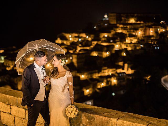 Il matrimonio di Vincenzo e Morena a Ragusa, Ragusa 27