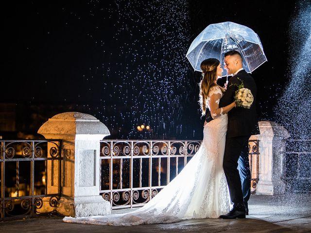 Il matrimonio di Vincenzo e Morena a Ragusa, Ragusa 32