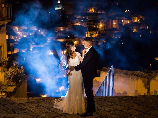 Il matrimonio di Vincenzo e Morena a Ragusa, Ragusa 34