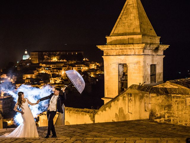 Il matrimonio di Vincenzo e Morena a Ragusa, Ragusa 35