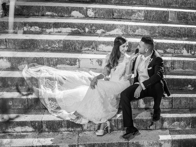 Il matrimonio di Vincenzo e Morena a Ragusa, Ragusa 37