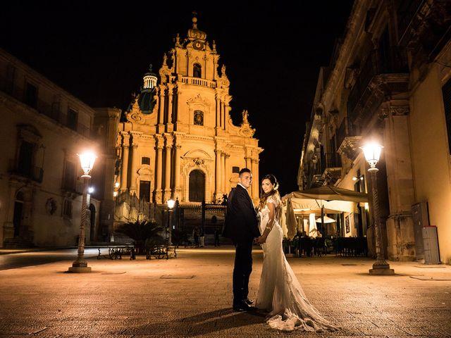 Il matrimonio di Vincenzo e Morena a Ragusa, Ragusa 41