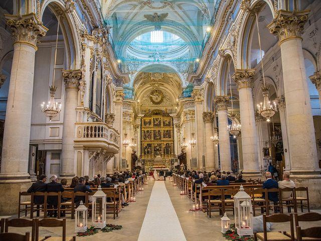 Il matrimonio di Vincenzo e Morena a Ragusa, Ragusa 42