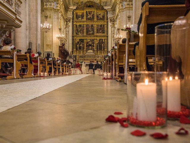 Il matrimonio di Vincenzo e Morena a Ragusa, Ragusa 43