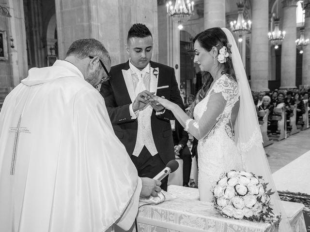 Il matrimonio di Vincenzo e Morena a Ragusa, Ragusa 45