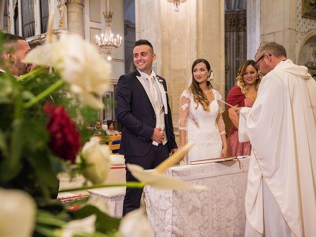 Il matrimonio di Vincenzo e Morena a Ragusa, Ragusa 47
