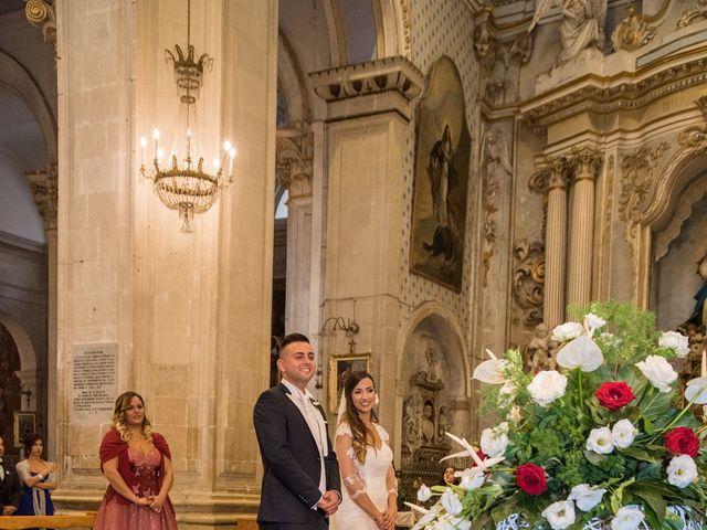 Il matrimonio di Vincenzo e Morena a Ragusa, Ragusa 48
