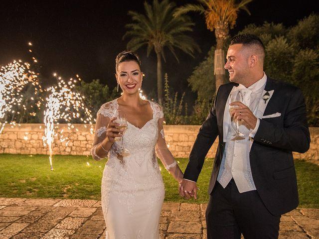 Il matrimonio di Vincenzo e Morena a Ragusa, Ragusa 49