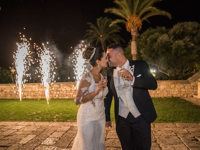 Il matrimonio di Vincenzo e Morena a Ragusa, Ragusa 50