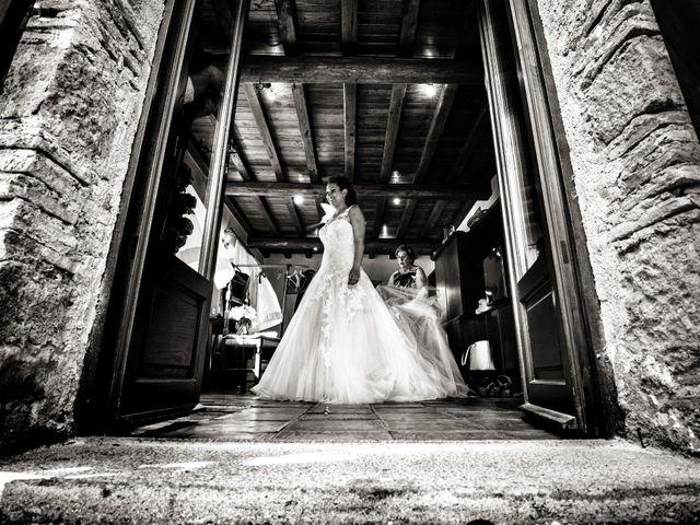 Il matrimonio di Samir e Francesca a Bracciano, Roma 8