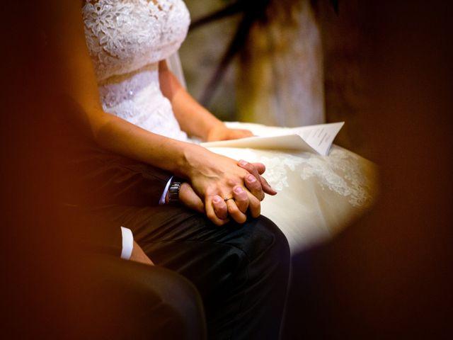 Il matrimonio di Samir e Francesca a Bracciano, Roma 11