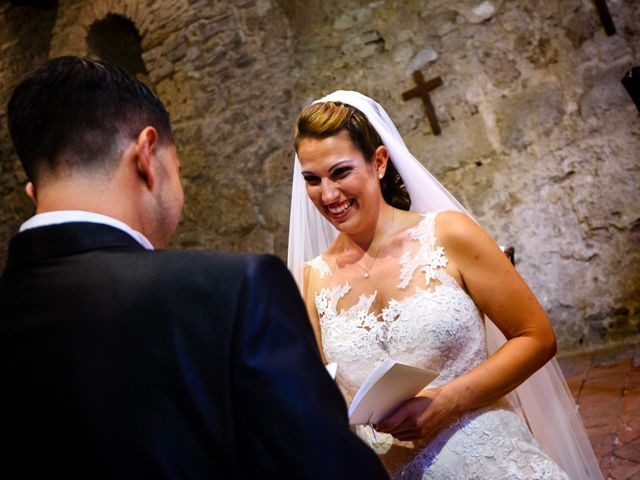 Il matrimonio di Samir e Francesca a Bracciano, Roma 13