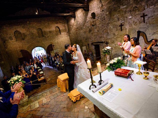 Il matrimonio di Samir e Francesca a Bracciano, Roma 14