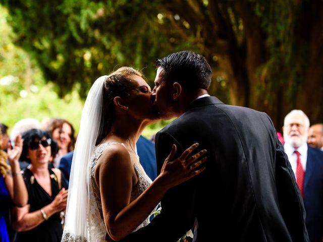 Il matrimonio di Samir e Francesca a Bracciano, Roma 17