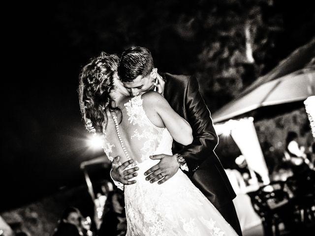Il matrimonio di Samir e Francesca a Bracciano, Roma 23
