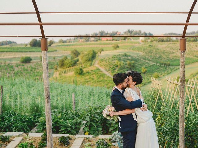 Il matrimonio di Paolo e Alessandra a Casteggio, Pavia 9