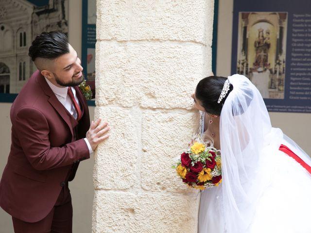 Il matrimonio di Roberta e Dario a Cagliari, Cagliari 12