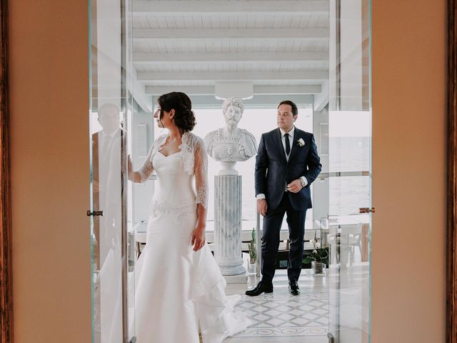 Le nozze di Marcella e Gianluca
