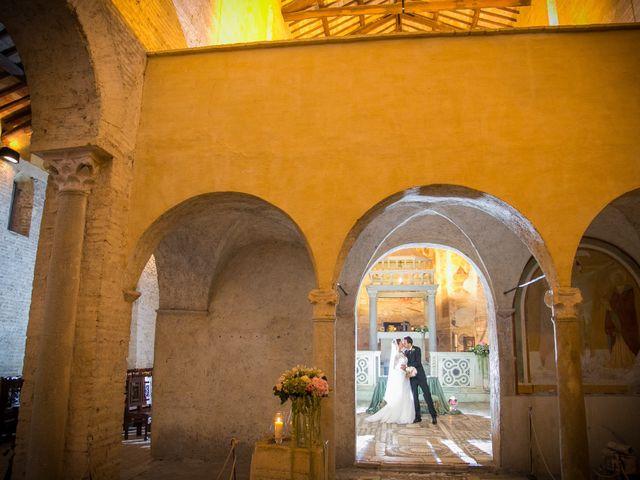 Matrimonio Ponzano Romano : Reportage di nozze eleonora luca abbazia sant