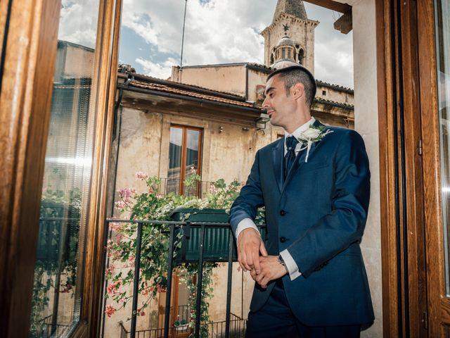Il matrimonio di Davide e Dora a Corfinio, L'Aquila 3