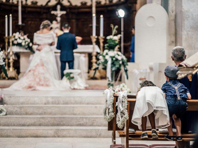 Il matrimonio di Davide e Dora a Corfinio, L'Aquila 9