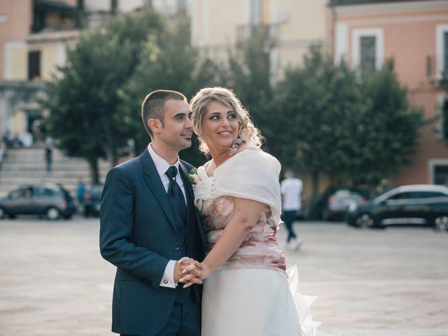 Il matrimonio di Davide e Dora a Corfinio, L'Aquila 12